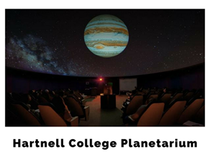 Picture of Hartnell College Planetarium- Children's shows