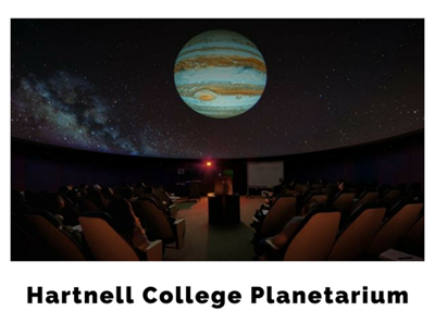 Picture of Hartnell College Planetarium- Evening shows