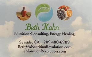 Picture of A Nutrition Revolution- Personal Dietary Mentoring / Reiki Energy Healing
